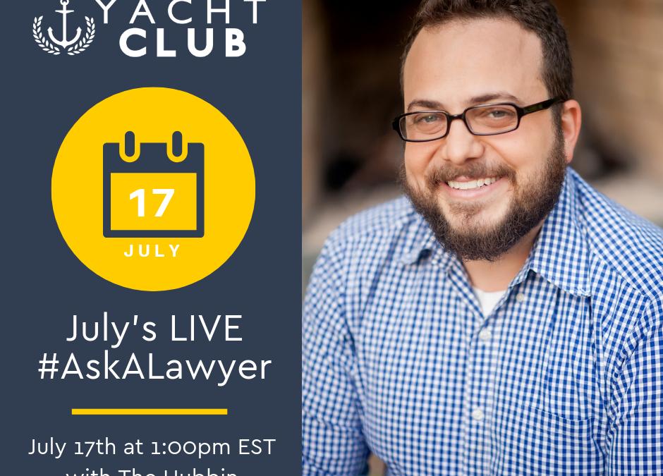 Legal Q&A: The Hubbin
